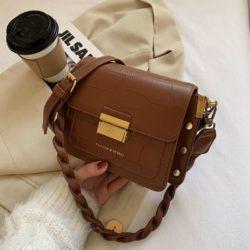 JT64300-brown Tas Fashion Import Wanita Cantik Terbaru