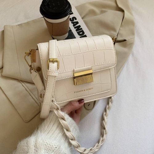JT64300-white Tas Fashion Import Wanita Cantik Terbaru