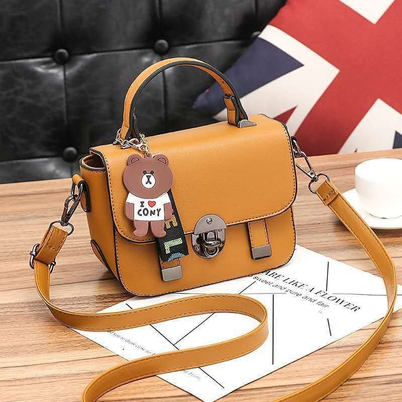 JT6616 IDR.157.000 MATERIAL PU SIZE L20XH16XW9CM WEIGHT 550GR COLOR BROWN