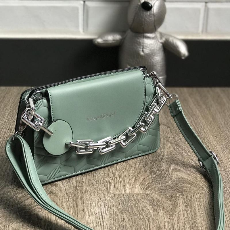 JT6622 IDR.165.000 MATERIAL PU SIZE L22XH14XW9CM WEIGHT 600GR COLOR GREEN