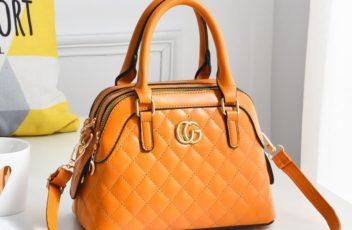 JT6661-brown Tas Handbag Pesta Elegan Import Terbaru