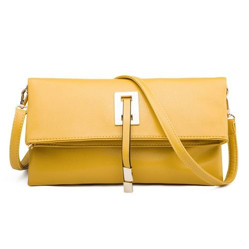 JT66618 IDR.135.000 MATERIAL PU SIZE L27XH15XW1.5CM WEIGHT 600GR COLOR YELLOW