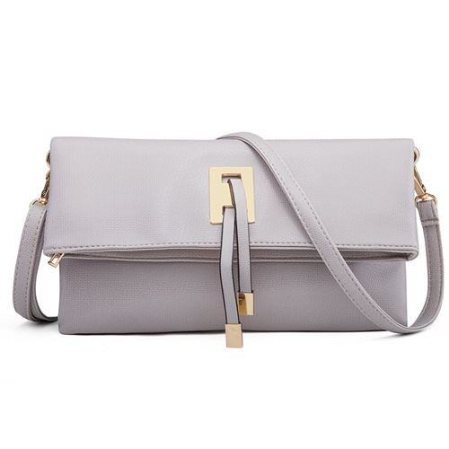 JT66618 IDR.145.000 MATERIAL PU SIZE L27XH15XW1.5CM WEIGHT 600GR COLOR GRAY