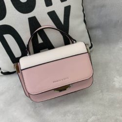 JT66874-pink Tas Selempang Terbaru Import Wanita Cantik