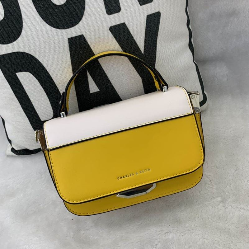 JT66874 IDR.182.000 MATERIAL PU SIZE L21XH14XW8CM WEIGHT 700GR COLOR YELLOW
