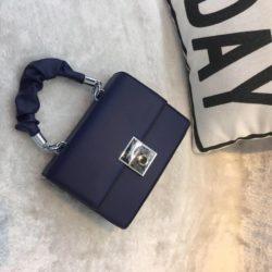 JT68956-blue Tas Selempang Handbag Wanita Cantik Terbaru