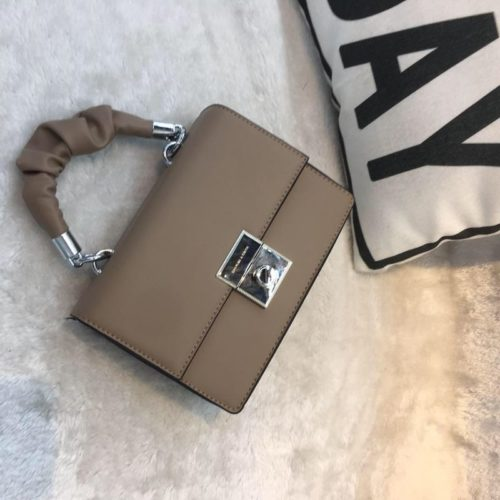 JT68956-khaki Tas Selempang Handbag Wanita Cantik Terbaru