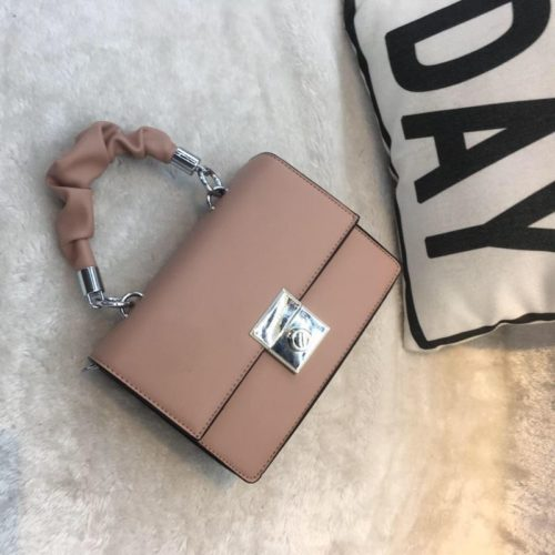 JT68956-pink Tas Selempang Handbag Wanita Cantik Terbaru