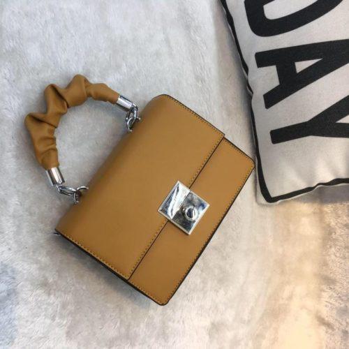 JT68956-yellow Tas Selempang Handbag Wanita Cantik Terbaru