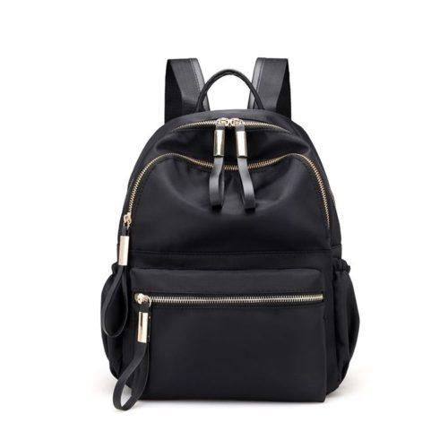 JT6922-black Tas Ransel Fashion Kekinian Wanita Cantik