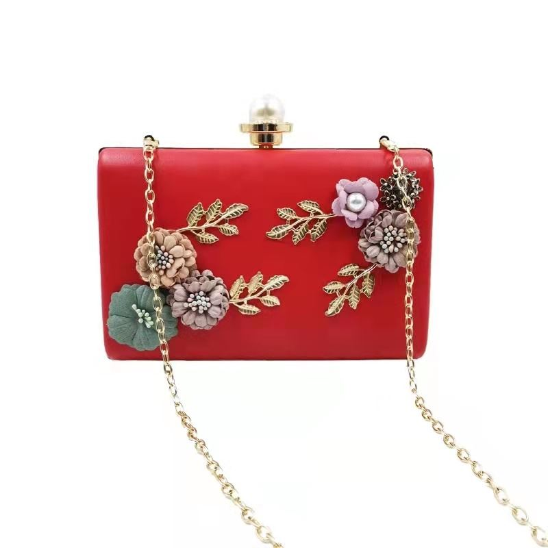JT70099 IDR.185.000 MATERIAL PU SIZE L18XH15XW4CM WEIGHT 550GR COLOR RED