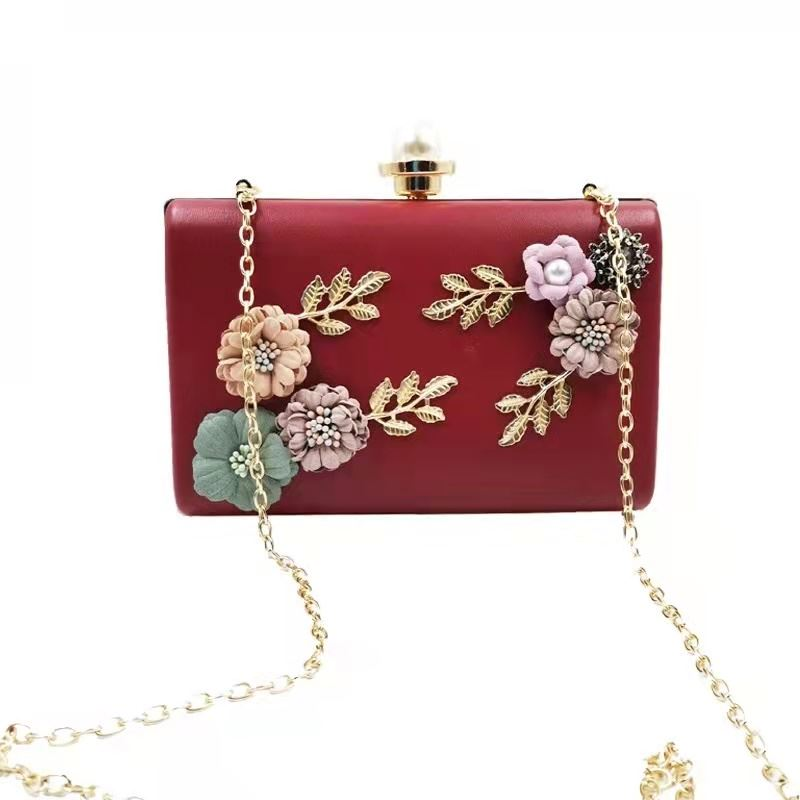 JT70099 IDR.185.000 MATERIAL PU SIZE L18XH15XW4CM WEIGHT 550GR COLOR WINE