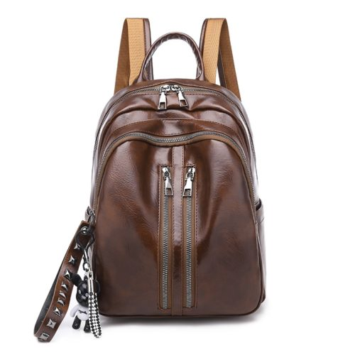 JT7014 IDR.148.000 MATERIAL PU SIZE L24XH31XW11CM WEIGHT 650GR COLOR BROWN