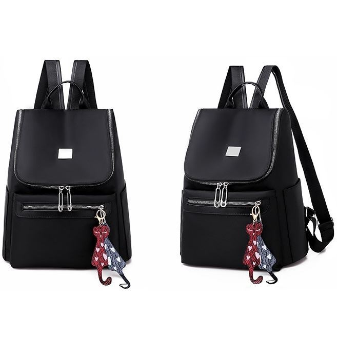 JT7028 IDR.149.000 MATERIAL NYLON SIZE L29XH33XW14CM WEIGHT 500GR COLOR BLACK