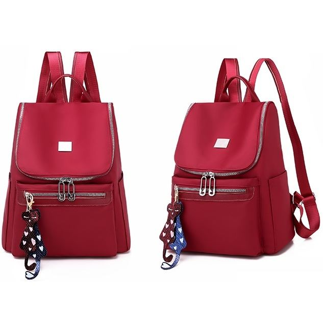 JT7028 IDR.149.000 MATERIAL NYLON SIZE L29XH33XW14CM WEIGHT 500GR COLOR RED
