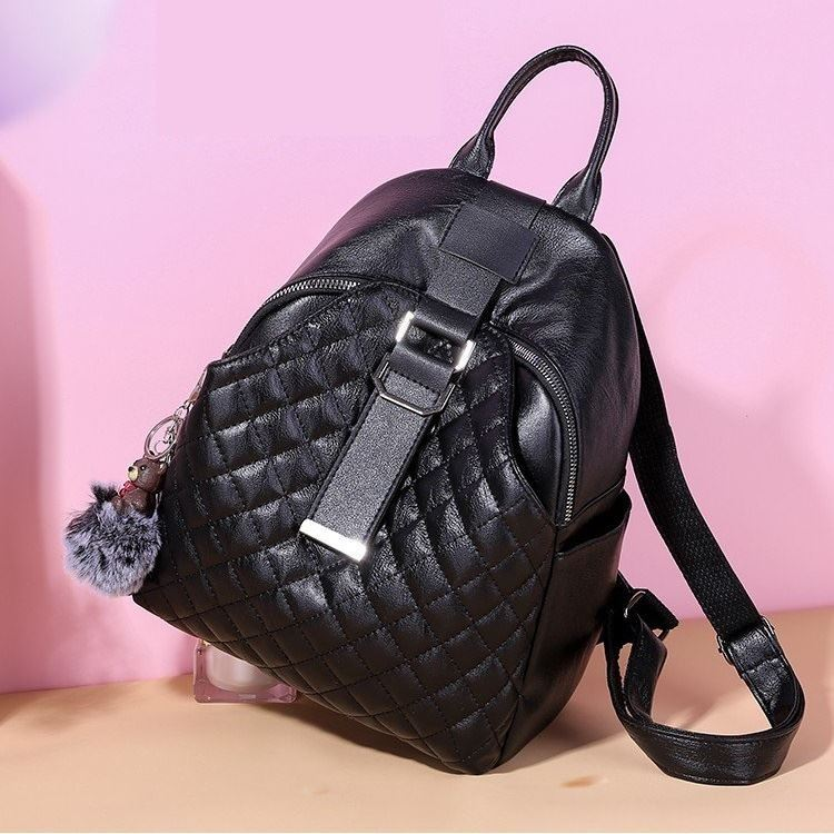 JT7058 IDR.149.000 MATERIAL PU SIZE L25XH30XW13CM WEIGHT 500GR COLOR BLACK