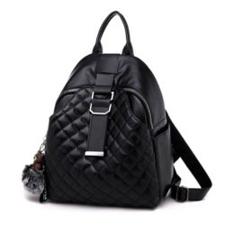 JT7058 IDR.155.000 MATERIAL PU SIZE L25XH30XW13CM WEIGHT 500GR COLOR BLACK