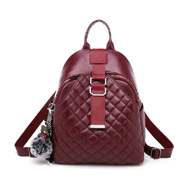 JT7058 IDR.155.000 MATERIAL PU SIZE L25XH30XW13CM WEIGHT 500GR COLOR RED