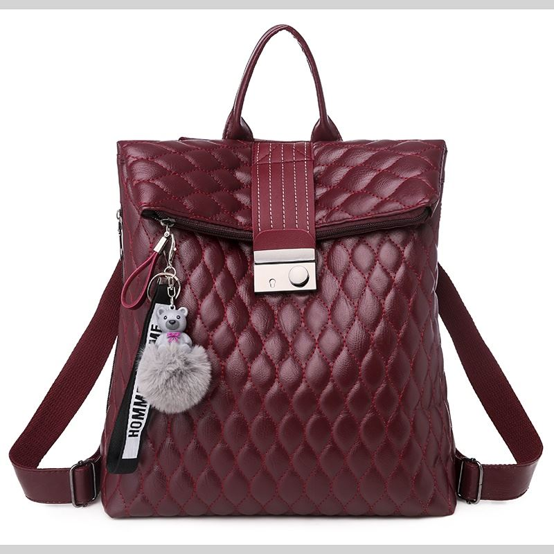 JT7111 IDR.165.000 MATERIAL PU SIZE L30XH31XW14CM WEIGHT 600GR COLOR RED
