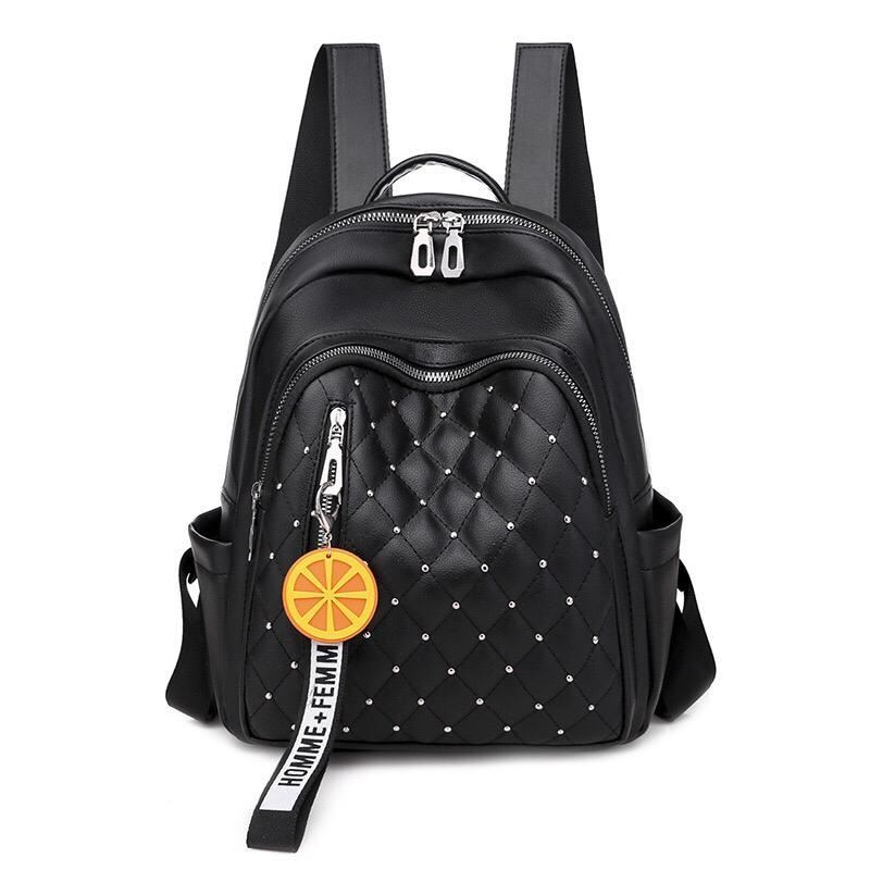 JT7132 IDR.170.000 MATERIAL PU SIZE L25XH30XW11CM WEIGHT 500GR COLOR BLACK