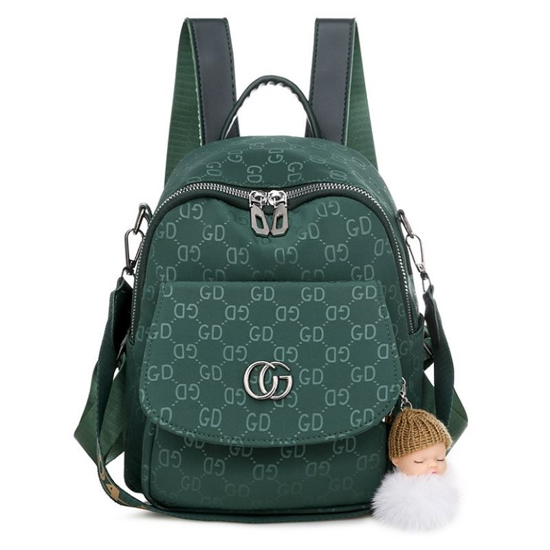 JT7156 IDR.149.000 MATERIAL PU SIZE L23XH25XW12CM WEIGHT 400GR COLOR GREEN