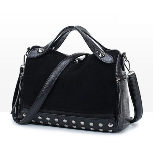 JT7205-black Tas Selempang Handbag Fashion Modis Import Terbaru