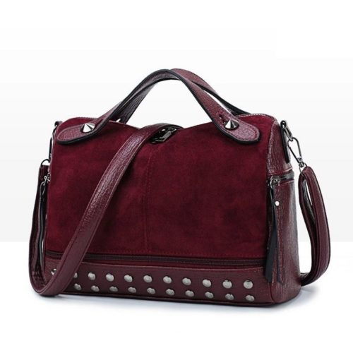 JT7205-wine Tas Selempang Handbag Fashion Modis Import Terbaru
