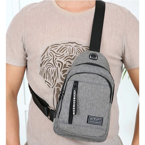 JT7508 IDR.115.000 MATERIAL NYLON SIZE L17XH32XW6CM WEIGHT 250GR COLOR GRAY