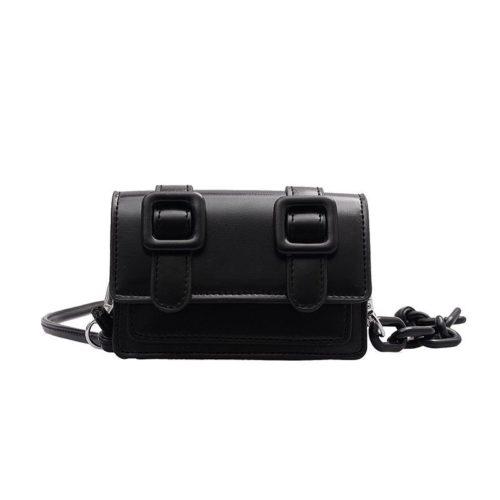 JT7574-black Tas Selempang Mini Wanita Cantik Terbaru