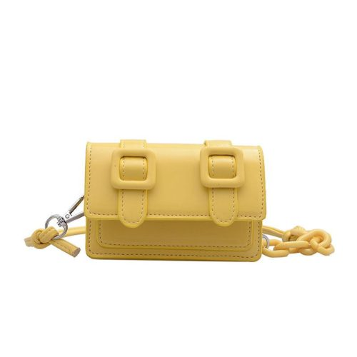 JT7574-yellow Tas Selempang Mini Wanita Cantik Terbaru