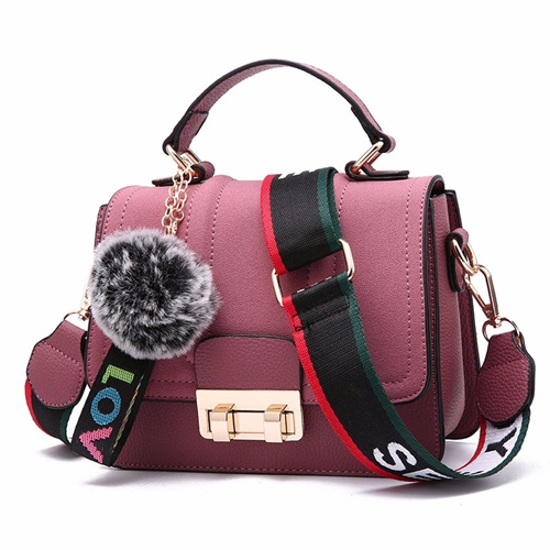 JT76608 IDR.167.000 MATERIAL PU SIZE L20XH16XW9CM WEIGHT 650GR COLOR DARKPINK