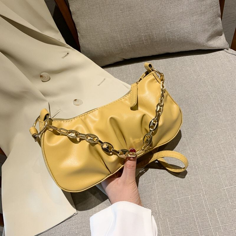 JT7693 IDR.125.000 MATERIAL PU SIZE L21-24XH13XW7CM WEIGHT 300GR COLOR YELLOW