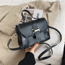 JT7986-black Tas Handbag Selempang Fashion Wanita Elegan Import
