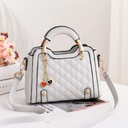 JT8011-gray Tas Handbag Selempang Fashion Import Wanita
