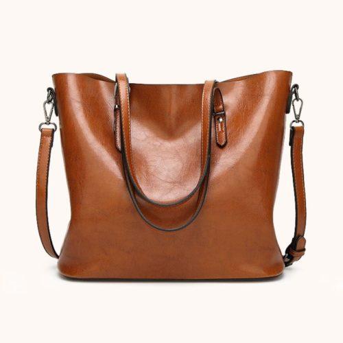 JT8017-brown Tas Selempang Fashion Wanita Cantik Elegan