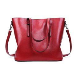JT8017-red Tas Selempang Fashion Wanita Cantik Elegan