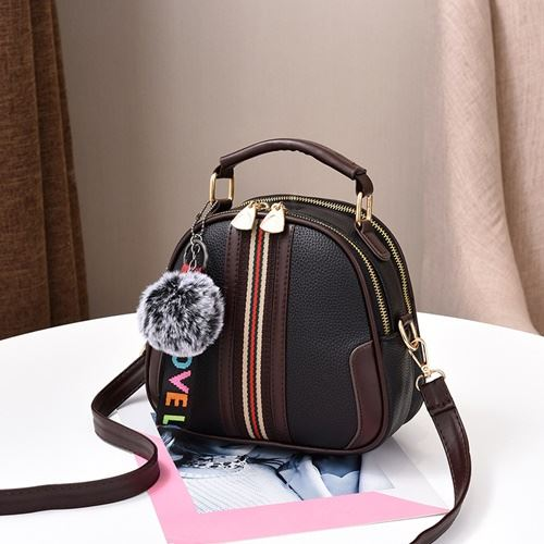 JT80257 IDR.142.000 MATERIAL PU SIZE L20XH19XW11CM WEIGHT 500GR COLOR BLACK