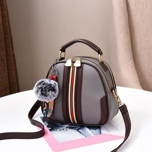 JT80257 IDR.142.000 MATERIAL PU SIZE L20XH19XW11CM WEIGHT 500GR COLOR GRAY