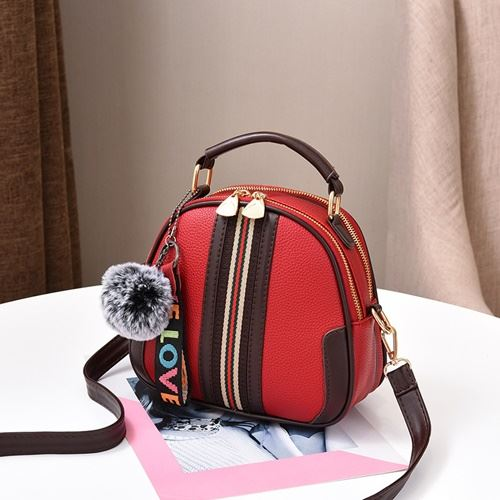 JT80257 IDR.142.000 MATERIAL PU SIZE L20XH19XW11CM WEIGHT 500GR COLOR RED