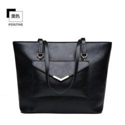 JT8059-black Tas Handbag Wanita Terbaru Impor