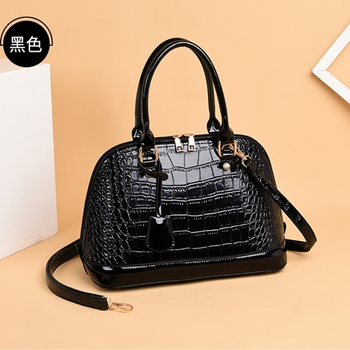 JT8068-black Tas Handbag Selempang Wanita Modis