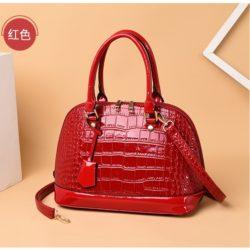 JT8068-red Tas Handbag Selempang Wanita Modis