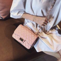 JT8083-pink Clutch Bag Fashion Import Wanita Elegan