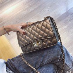 JT8083-silver Clutch Bag Fashion Import Wanita Elegan