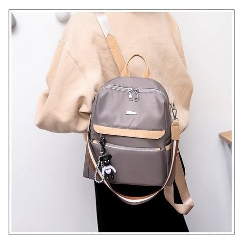 JT8100 IDR.148.000 MATERIAL NYLON SIZE L29XH33XW14CM WEIGHT 550GR COLOR GRAY
