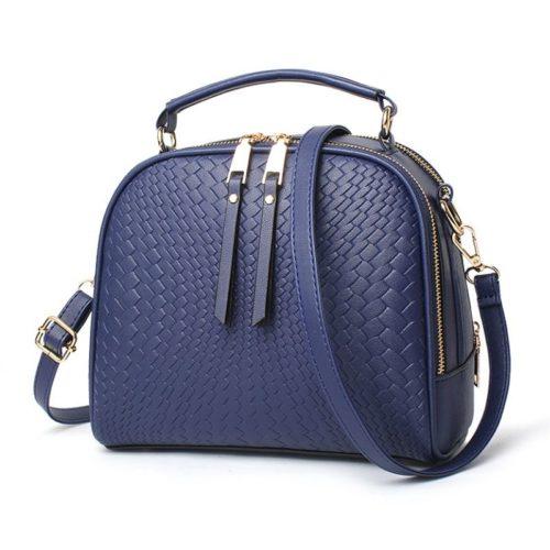 JT8112-blue Tas Selempang Fashion Wanita Cantik Import