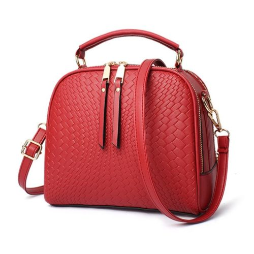 JT8112-red Tas Selempang Fashion Wanita Cantik Import