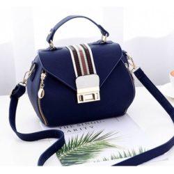 JT81345-blue Tas Selempang Fashion Import Wanita Cantik
