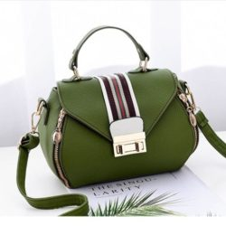 JT81345-green Tas Selempang Fashion Import Wanita Cantik