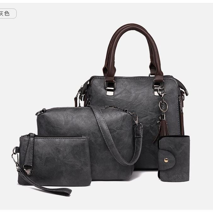 JT819624 (4IN1) IDR.185.000 MATERIAL PU SIZE L26XH25XW10CM WEIGHT 900GR COLOR GRAY